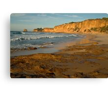 Morning, Split Point,Great Ocean Rd Canvas Print