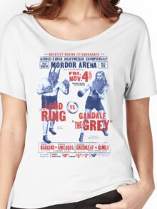 Lord of the Ring Women's Relaxed Fit T-Shirt