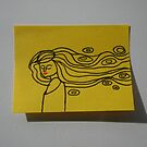 Tiny Diary: Wind in my hair by littlearty