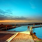 Clifton Springs New Jetty by RichardIsik