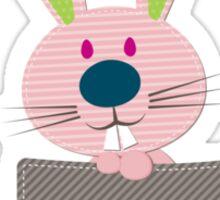 POCKET PALS :: bunny rabbit 1 Sticker