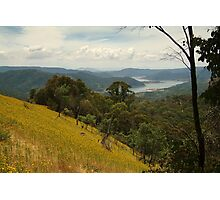 Lake Eildon Photographic Print