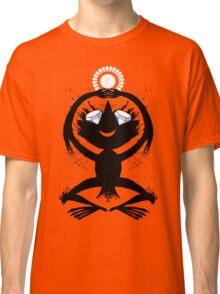 Diamond Eye Sun Dance Rorscharch Creature Classic T-Shirt