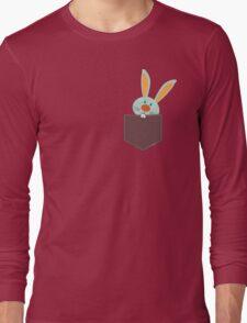 POCKET PALS :: bunny rabbit 2 Long Sleeve T-Shirt