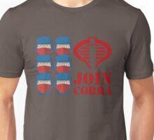 Join Cobra! Unisex T-Shirt