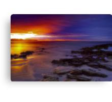 """""""Dawn Advance"""" Canvas Print"""