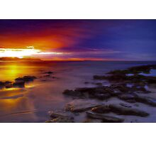 """Dawn Advance"" Photographic Print"