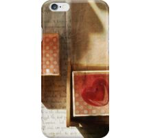 Boxes. iPhone Case/Skin
