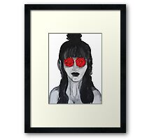 Juliet Framed Print