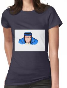 The Question - Renee Montoya Womens Fitted T-Shirt