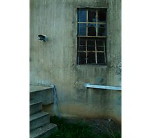 Disused Grain Silo Photographic Print
