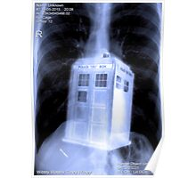 Doctor WHO IS IN ME? Poster