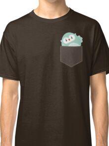 POCKET PALS :: owl - foam Classic T-Shirt
