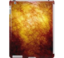 Cool New Retro Old Distressed Abstract Texture iPad Case/Skin