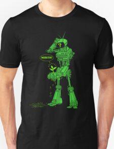 world of tomorrow (simplified) GREEN T-Shirt