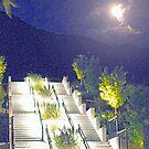 The Stairway by John Brotheridge