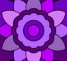 Mandala - Passion Sticker
