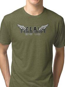 Real Terrorist Tri-blend T-Shirt