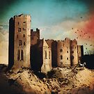 Gigantic Castle of Sand by fixtape
