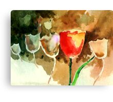 Tulips1 Canvas Print