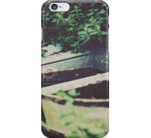 The wood that pined for the ocean. iPhone Case/Skin