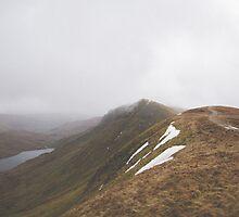 Ill Ben Cloaked in Cloud by Luke Griffiths