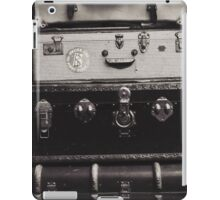 Those adventurers of the old school. iPad Case/Skin