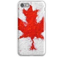 The Maple Leaf iPhone Case/Skin