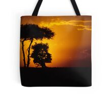 Mara sunset Tote Bag