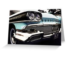 Oldsmobile Eighty Eight Greeting Card