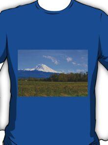 Mount Rainier Splendor T-Shirt