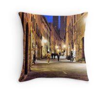 via San Giovanni Throw Pillow