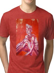 Sun Bathing Beauty Tri-blend T-Shirt