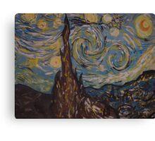 Vincent van Gogh by Kaser Canvas Print