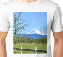 Mount Rainier Grandeur Unisex T-Shirt