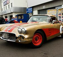 The JRG Special Corvette by Paul Woloschuk