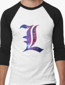 L Death Note Men's Baseball ¾ T-Shirt