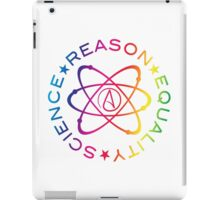 Science Reason Equality - Rainbow  iPad Case/Skin