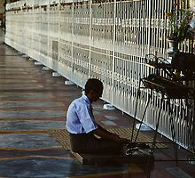 A prayer for Myanmar  by PriscillaSiew
