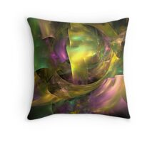 Light fusion part II Throw Pillow