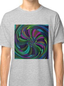 Colorful whirlpool Classic T-Shirt