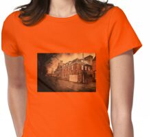 Lea and Perrins Worcester Sauce factory Womens Fitted T-Shirt