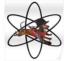 Weiner Mob Dog Poster