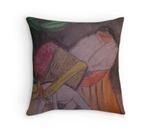 Diego Rivera by Kaser Throw Pillow