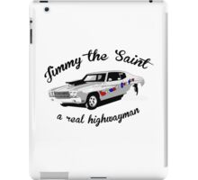 Jimmy the Saint iPad Case/Skin