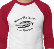 Jimmy the Saint Men's Baseball ¾ T-Shirt