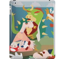 War of Mushroom Kingdom iPad Case/Skin