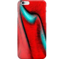 Red Evolution iPhone Case/Skin