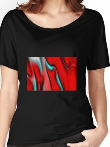 Red Evolution Women's Relaxed Fit T-Shirt