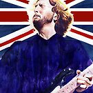 Eric Clapton by kenmeyerjr